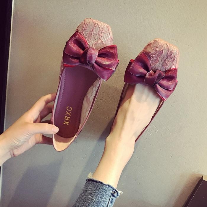 新创一款:包头鞋,适合夏天穿,放屁千万女人的女生老受到图片