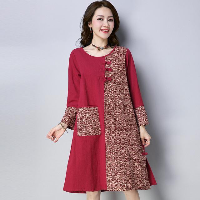 人人色55岁_55岁婆婆出门买菜都要穿新款连衣裙,人人夸她年轻,看着像40