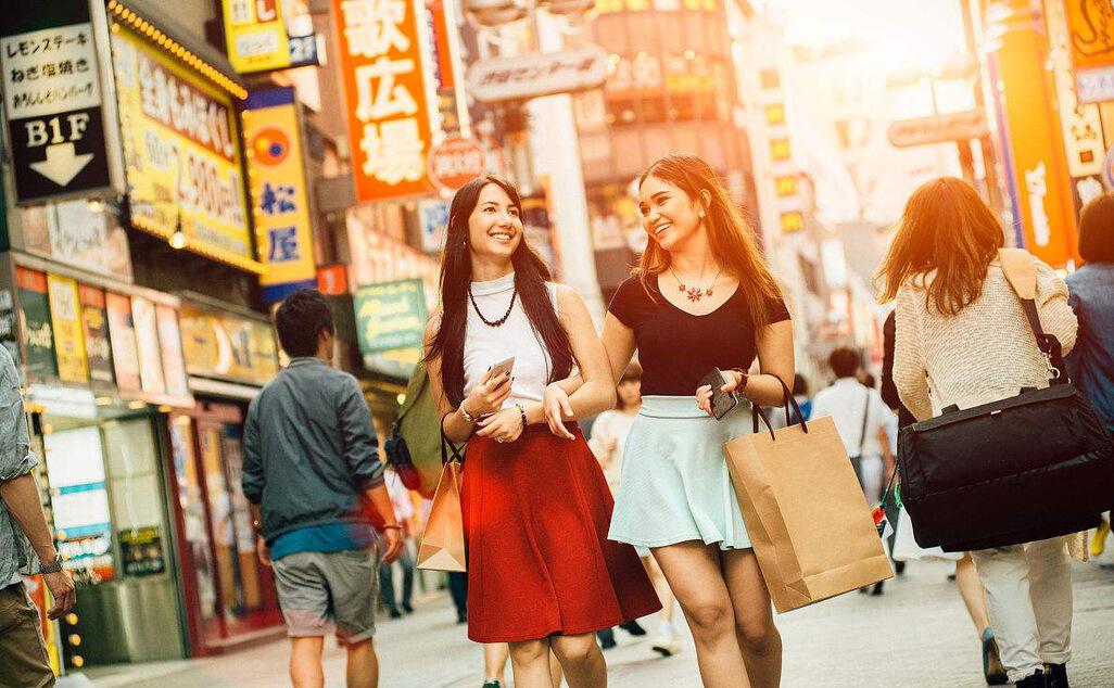 今天又是元气满满,追大型狂欢购物节的一天呢!