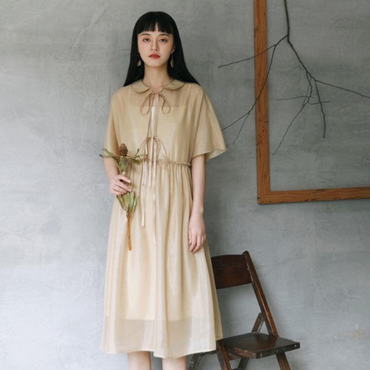 连衣裙+外套,才是秋日的正确打开方式!