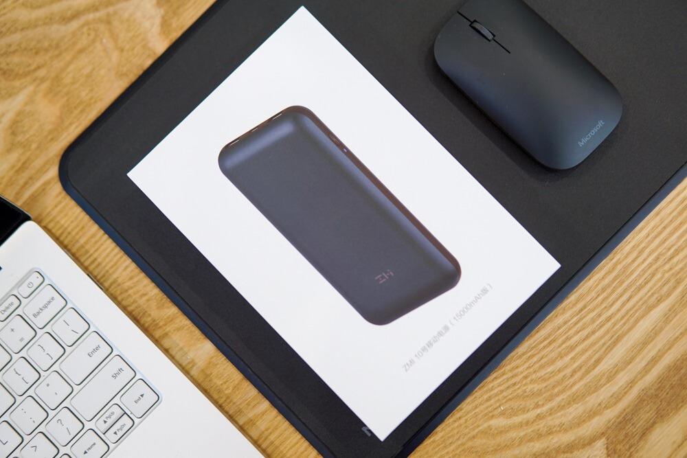 小米新品:不仅是充电宝还兼容HUB功能,可给笔记本充电