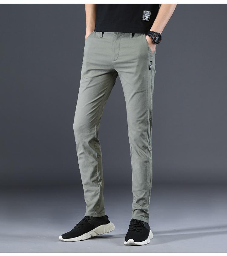 哇!秋季刚上新的潮男休闲裤,时尚舒适又有型,潮流百搭还不贵