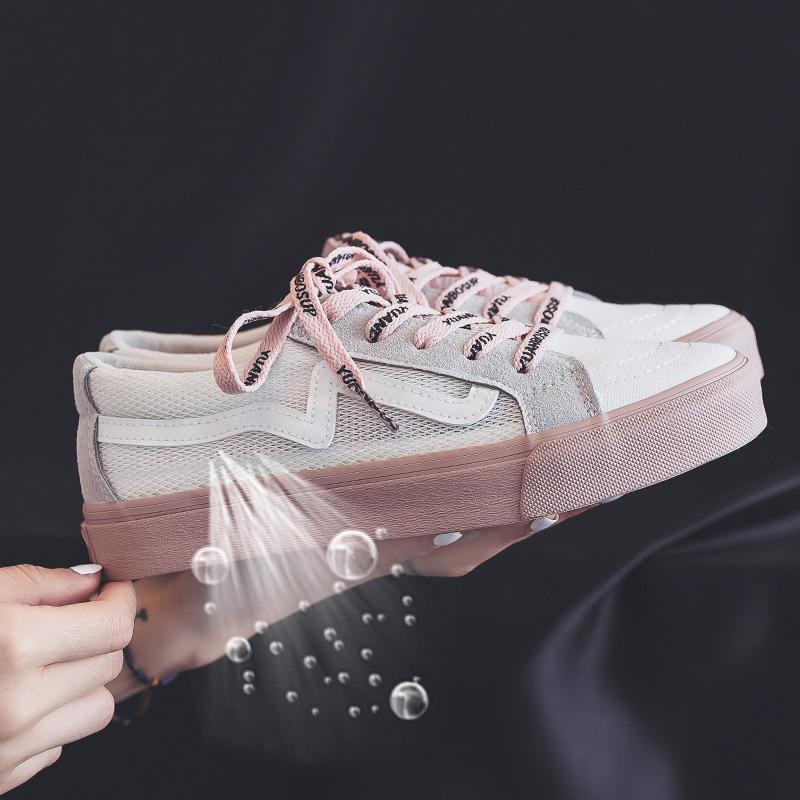 有一种新款休闲鞋!比帆布鞋时髦,而且怎么穿都不累