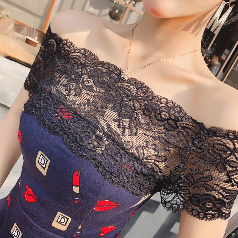 女人过了30岁,穿上这些新款显瘦一字裙,洋气舒服还减龄