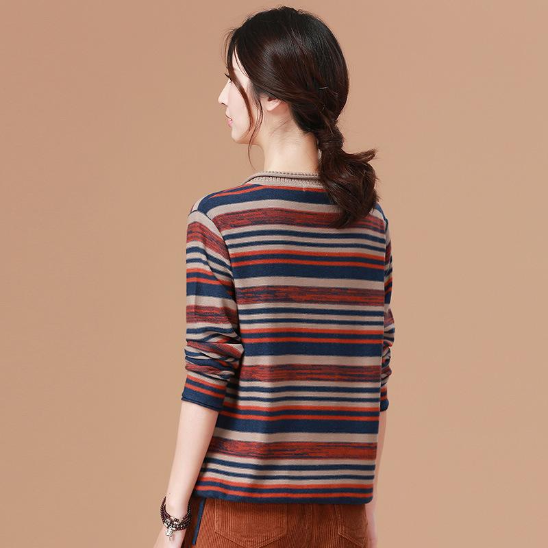 2018秋装新款毛衣针织衫大码女装优惠券