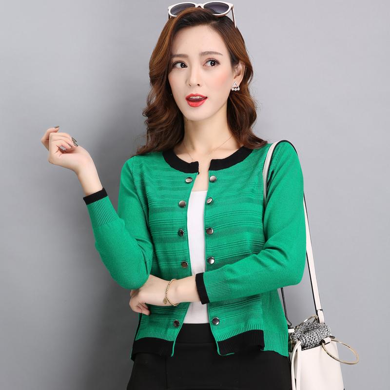 wf女装韩版毛衣短款开衫针织衫百搭披肩优惠券