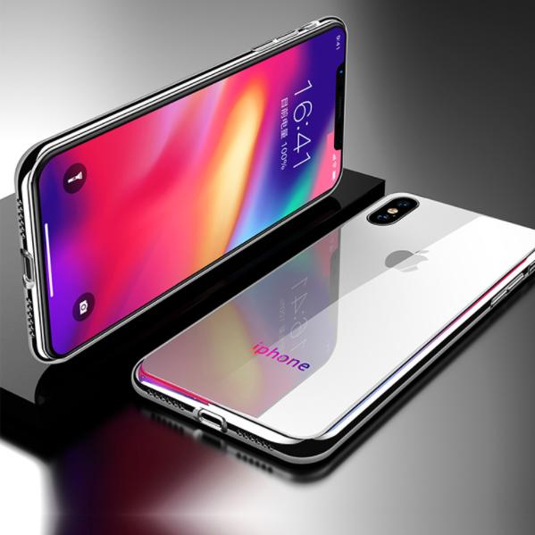 """苹果X不愧是手机中的机皇,连壳都抗摔坚固,国人称为""""防摔王"""""""