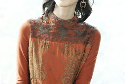 我滴妈呀!老婆穿上这几款秋裙,朋友们都夸漂亮,不厚不薄正好穿