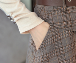 40岁女人别乱买裙子,这几款套装裙穿上特显瘦显年轻,巨洋气