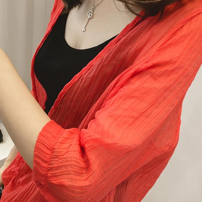入秋了,别穿短袖!8月上新小衫,款款显瘦有气质,简直美不胜收