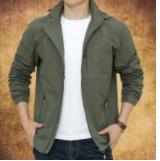 """等到9月,终于上新""""薄夹克"""",比军大衣还高级,中秋穿上刚刚好"""