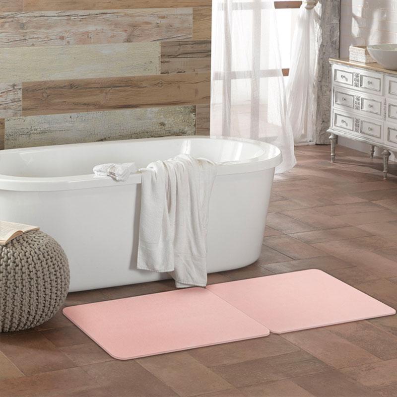 日本SP 浴室硅藻泥吸水脚垫天然硅藻土优惠券