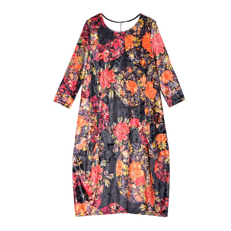"""风衣丢了吧!今年流行""""早秋裙"""",四五十岁女人穿,洋气又显嫩"""