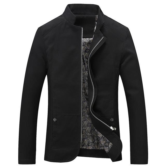 诺涵男士时尚休闲夹克外套优惠券