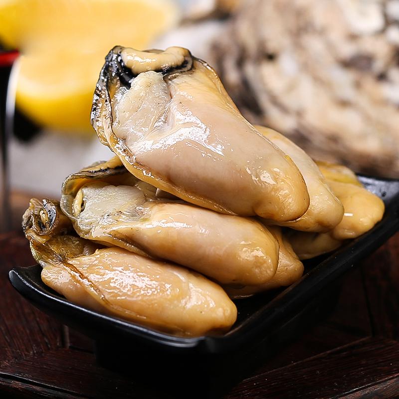 【果天果然】精选生蚝干牡蛎干优惠券