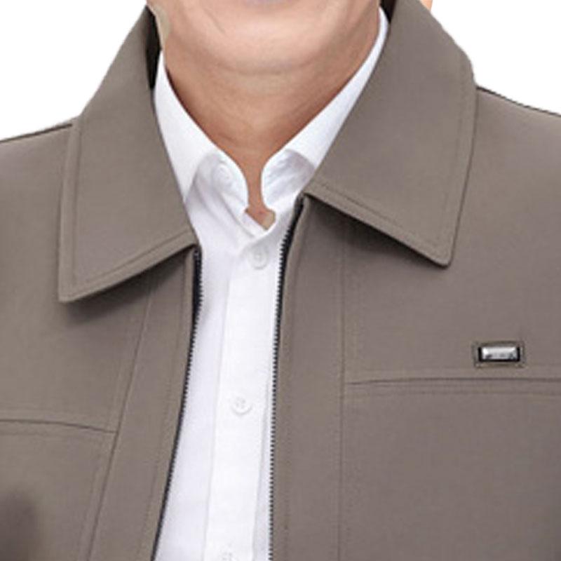 """9月中秋节,新出一种男装""""薄夹克"""",比羊绒衣耐穿,适合70后"""