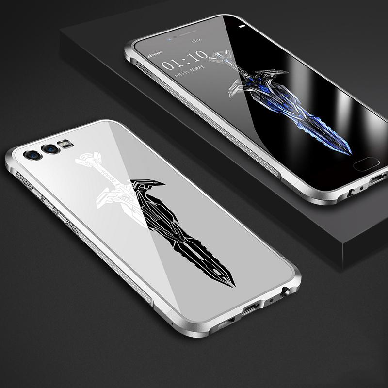 华为p10手机壳超薄金属硬壳优惠券