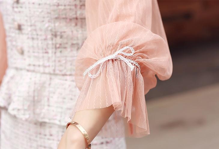 气质名媛小香风 三件套装裙优惠券