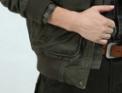 2018秋季新款夹克男立领男装夹克外套优惠券