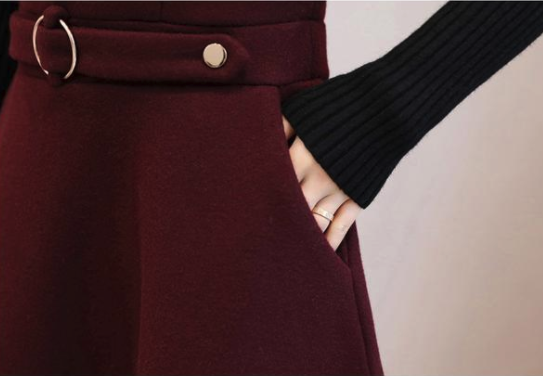 秋冬连衣裙套装裙两件套裙加厚打底裙子优惠券