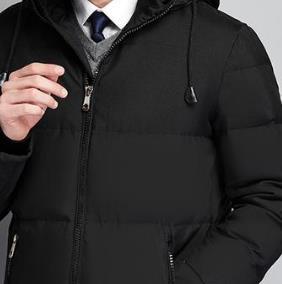 【品质男装】德威尼白鸭绒服男装优惠券