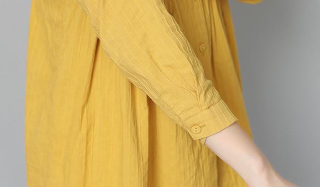 真是没想到,竟有这么好看的棉麻衫,简直是为奔5妈妈专门设计的