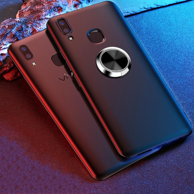 vivo也太强大了,看看这新出的几款手机壳,竟然比手机还大气