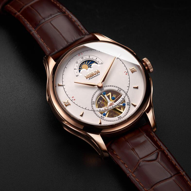 男人一定要戴款这样的手表,品质不输瑞士名表!价格更是令人心动