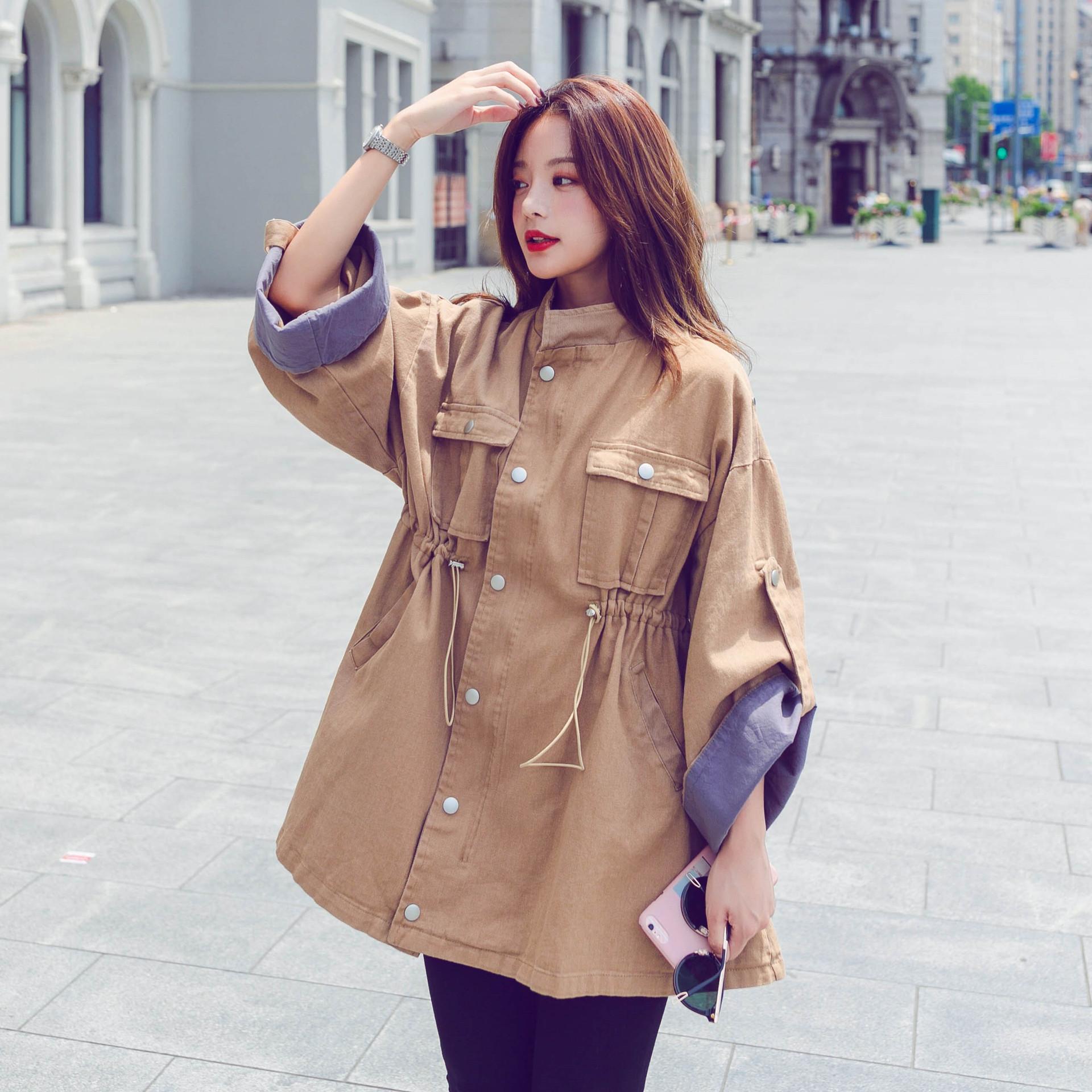 只让你买对不让你买贵,这几款工装外套,时髦又显气质还不贵