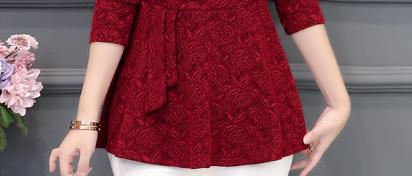 6070后妈妈,别穿太土气!九月新出炉的女装,时髦遮肉又减龄
