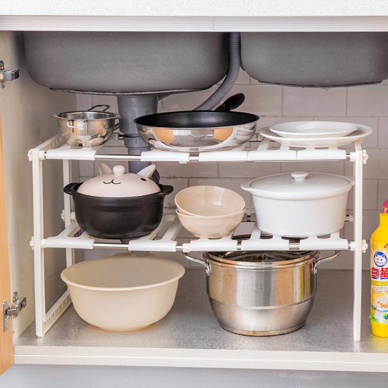 下水槽置物架厨房置物架优惠券