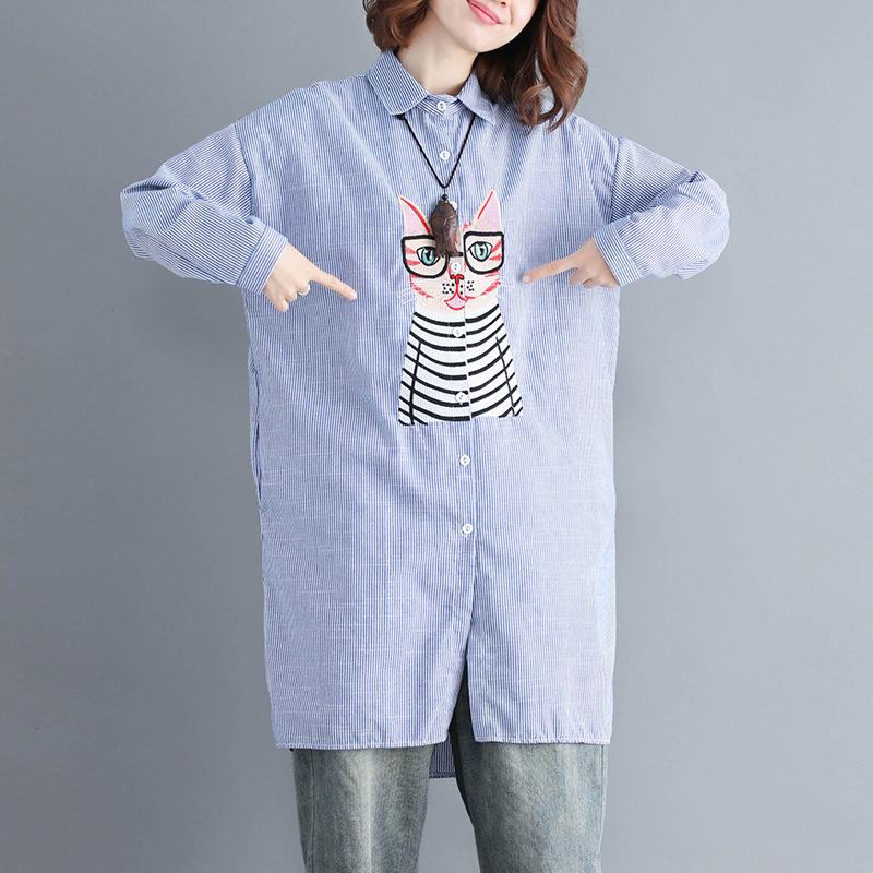 想要有气质,从一款简单的衬衫开始,不媚不俗,遮肉美嫩