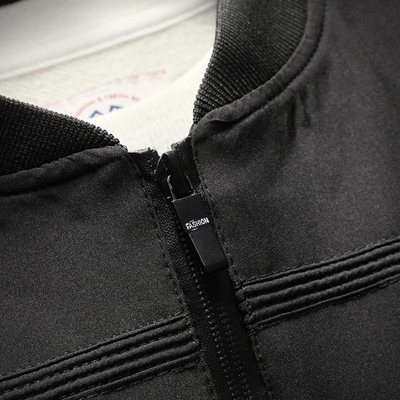 """如果有实力,试试穿这""""薄夹克""""男装,9月新上市,特适合70后"""