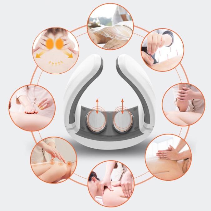 【颈椎按摩仪】8大手法按摩颈部优惠券