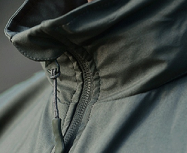 【爆款夹克】连帽运动薄款外套大码男装优惠券