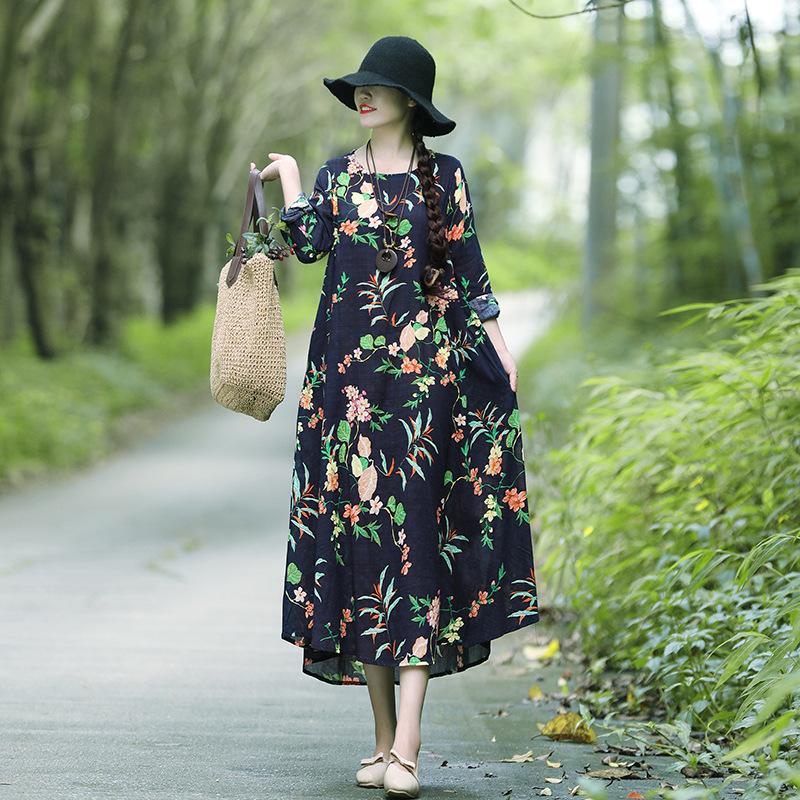 不骗你,刚上市就火了的秋裙,胖女人这样打扮,简直美瘦的不得了