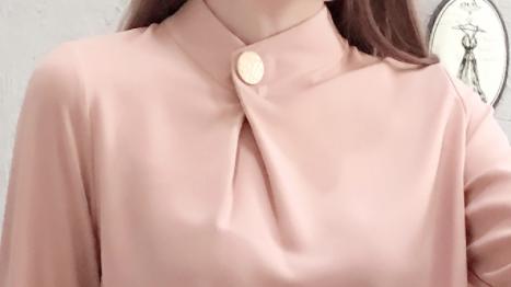 新款秋装韩版衬衫配裤子港味小香风优惠券