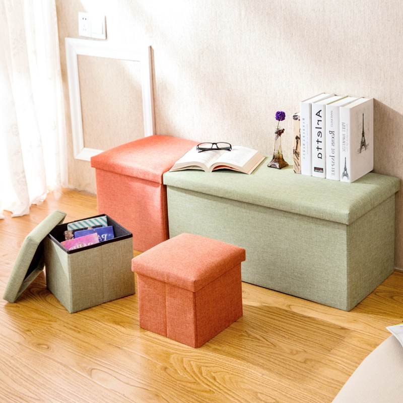 g4居家用多功能收纳凳储物凳优惠券