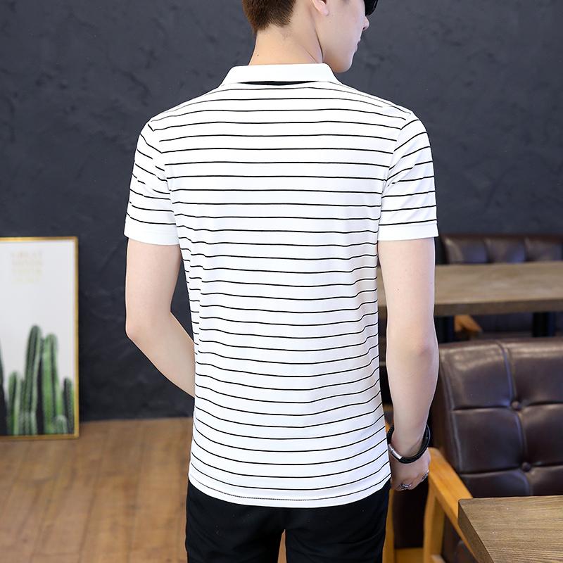 看一眼就心动的男士Polo衫,减龄舒适又大方,不买真可惜了