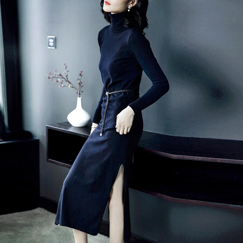 这个月就秋分,聪明女人备好了这种秋裙,保暖洋气,美得快人一步