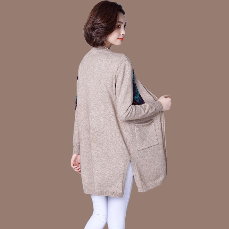 """新发现一种衫,叫""""羊绒开衫"""",显瘦吸晴,秋季穿上简直美绝了"""