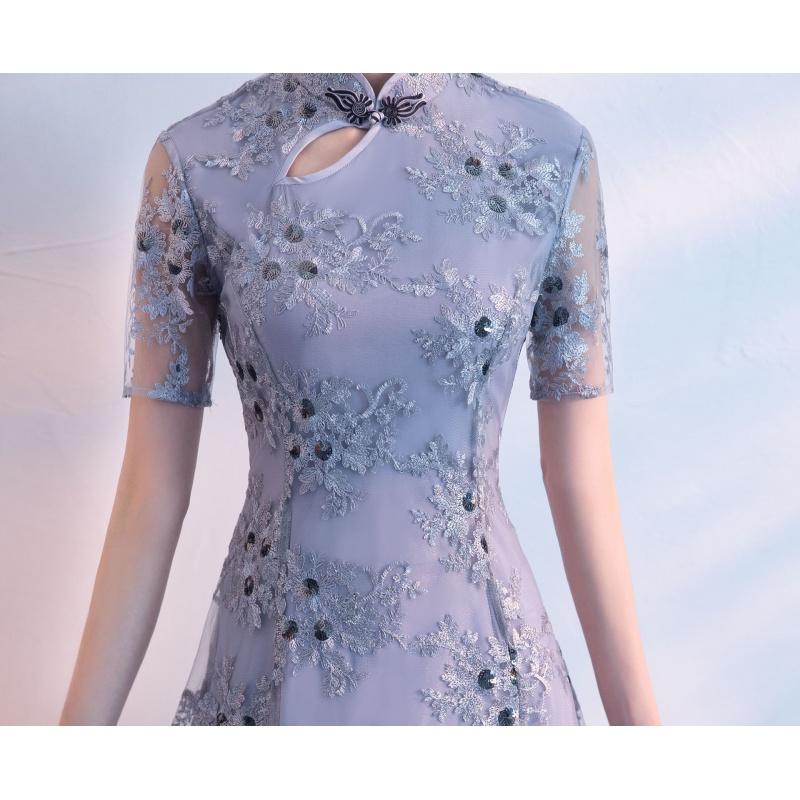 外国女模再高贵精致,她们也穿不出旗袍特有的江南温婉小女人气质